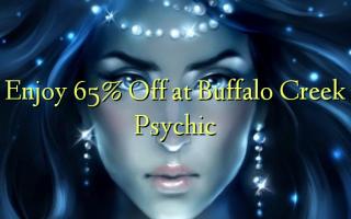 Furahia 65% Toka kwenye Kisiwa cha Buffalo Psychic