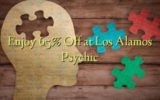 Furahia 65% Toa kwenye Los Alamos Psychic
