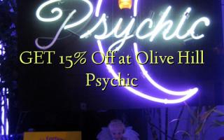 Pata 15% Toka kwenye Olive Hill Psychic