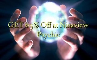 Pata 65% Toka kwenye Ninaview Psychic