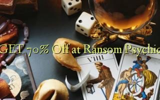 Pata 70% Toa kwenye Ransom Psychic