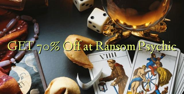 GET 70% izslēgts pie Ransom Psychic