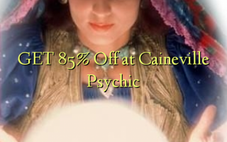 Pata 85% Toka kwenye Caineville Psychic