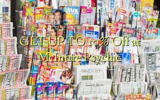 በ McIntire Psychic ላይ ወደ 10% ቅናሽ ያግኙ