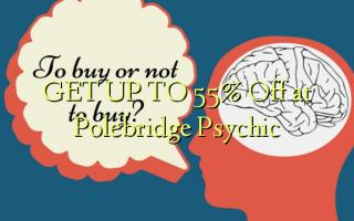 FÅ OP TIL 55% Off ved Polebridge Psychic