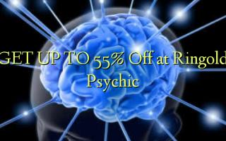 Ringold Psychic ን ወደ 55% ቅናሽ ያግኙ