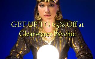 Pata hadi 65% Ondoa kwenye Psychic ya Clearwater