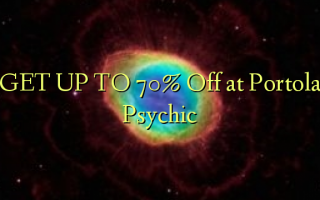 Pata hadi 70% Toka kwenye Portola Psychic