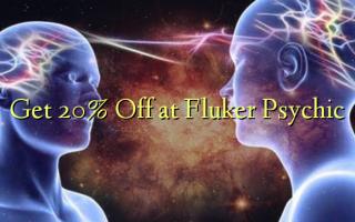 Få 20% Off på Fluker Psychic
