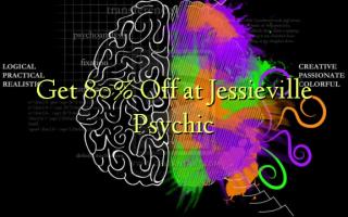 Pata 80% Toa kwenye Jessieville Psychic