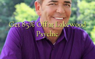 በ Lakewood ዲስክክ ላይ 85% ቅናሽ ያግኙ
