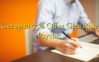 በ Glen Rose Psychic እስከ 55% ቅናሽ ያግኙ