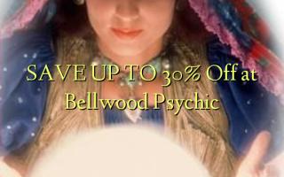 SAVE UP TO 30% Kutoka kwenye Bellwood Psychic