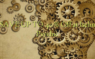 SAVE UP TO 40% Toa kwenye Iselin Psychic