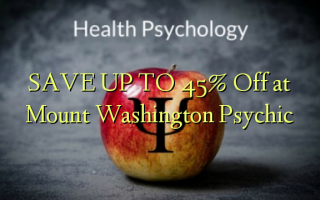 SAVE UP TO 45% Toka kwenye Mount Washington Psychic