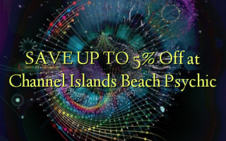 SAVE UP TO 5% Toka kwenye Channel Islands Beach Psychic