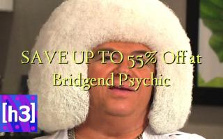 SPAR OP TIL 55% Off på Bridgend Psychic