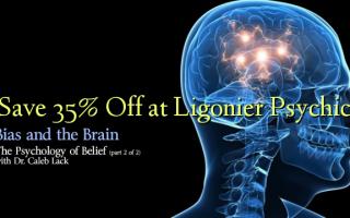 Hifadhi 35% Toka kwenye Ligonier Psychic