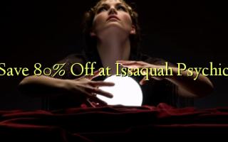 Hifadhi 80% Toka kwenye Kisaikolojia ya Psychic