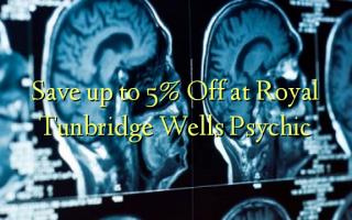 Spar op til 5% Off ved Royal Tunbridge Wells Psychic