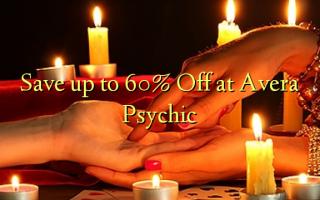 Hifadhi hadi 60% Toa kwenye Avera Psychic