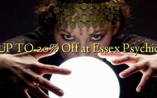 UP TO 20% Toa kwenye Essex Psychic
