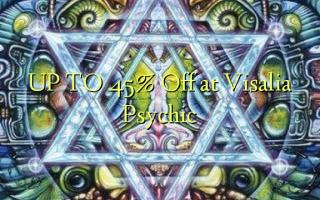 UP TO 45% Toka kwenye Visalia Psychic