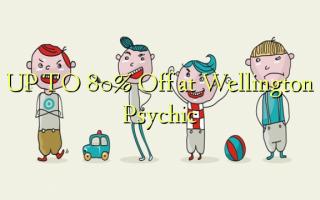 UP TO 80% Toka kwenye Wellington Psychic