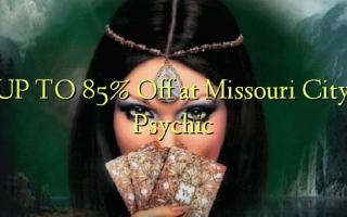 OP TIL 85% Off ved Missouri City Psychic