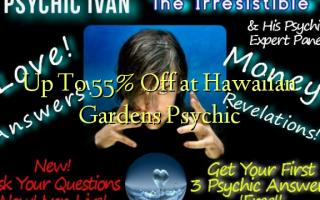 Hadi kwa 55% Toka kwenye Bustani za Hawaii Psychic
