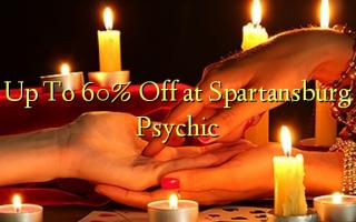 Spartansburg Psychic እስከ 60% ቅናሽ