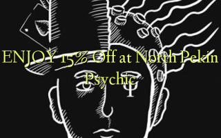 TUSI 15% Off at North Pekin Psychic