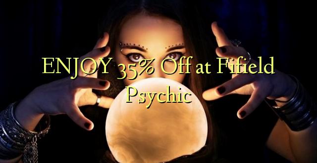 НАСЛАЖДАЙТЕ 35% Off в Fifield Psychic