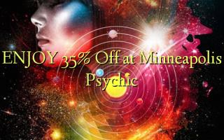 Furahia 35% Nenda kwenye Minneapolis Psychic
