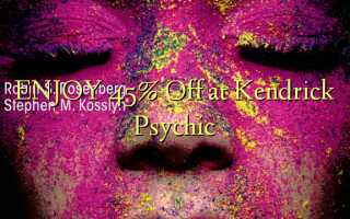 Nyd 45% Off ved Kendrick Psychic
