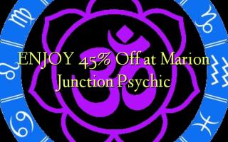 Furahia 45% Toa kwenye Marion Junction Psychic