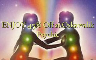 Nyd 45% Off på Oskawalik Psychic