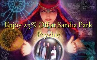 Nyd 25% Off på Sandia Park Psychic