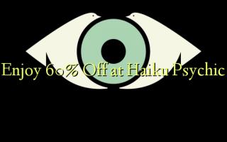 Furahia 60% Fungua kwenye Haiku Psychic