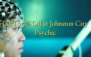 GET 15% Off på Johnston City Psychic