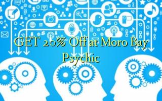 GET 20% Off på Moro Bay Psychic