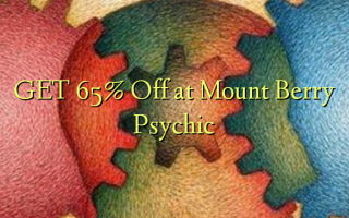 GET 65% Off i le Berry Berry Psychic