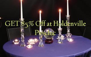 GET 85% Off på Holdenville Psychic