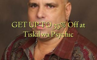 FÅ OP TIL 35% Off på Tiskilwa Psychic
