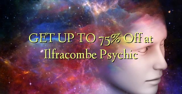 Pata hadi 75% Toka kwenye Ilfracombe Psychic