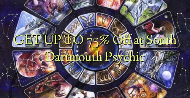 Pata hadi 75% Toka kwenye Dartmouth Psychic