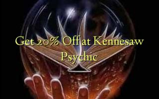 Pata 20% Pata kwenye Psychic Kennesaw