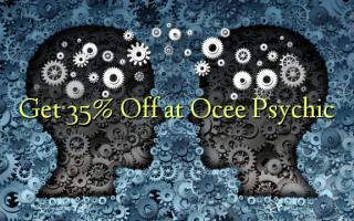 Pata 35% Toka kwenye Ocee Psychic