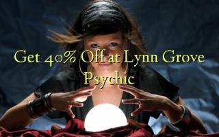Pata 40% Toka kwenye Lynn Grove Psychic