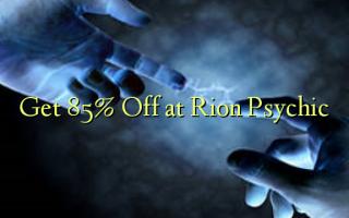 Pata 85% Toka kwenye Psychic ya Rioni